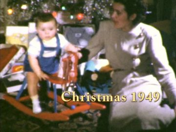 Ned's First Christmas – 1949