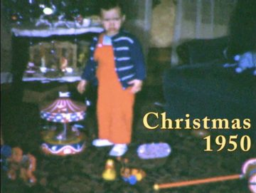 Ned's 2nd Christmas – 1950