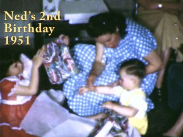 Ned's Second Birthday – 1951